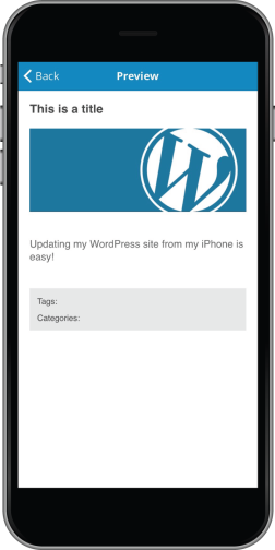 how-to-use-wordpress-app-with-ecenica-wordpress-hosting-preview